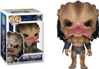 Pop! Movies 619 The Predator: Super Predator
